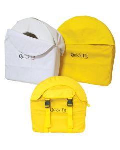 Θήκη για πέταλο ''Quick Fit'', κίτρινο