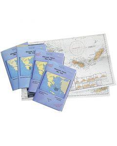 Πλοηγικός χάρτης, No 1, Σαρωνικός Κόλπος
