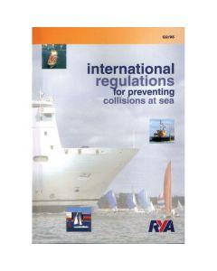 Διεθνής Κανονισμος προς Αποφυγή Συγκρούσεων στη θάλασσα, RYA