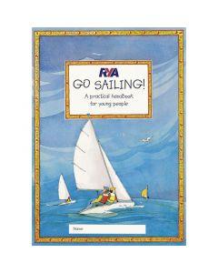Βιβλίο Ιστιοπλοΐας ''Go Sailing'', RYA