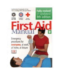 Εγχειρίδιο Πρώτων Βοηθειών ''First Aid Manual'', Dorling Kindersley