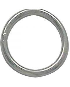Κρίκος στρογγυλός, Inox 316, 3x40mm