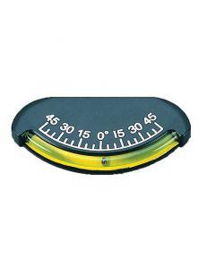 Κλινόμετρο 45 μοιρών,πλαστικό, 8.89 x 3.81 cm
