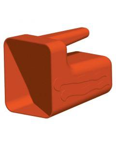 Σέσουλα για εξαγωγή νερών, 2,5lt, 158x128x215mm, πορτοκαλί