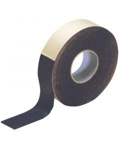 Ταινία Θερμομονωτική - Ηχομονωτική , 25mm x 5m, μαύρη