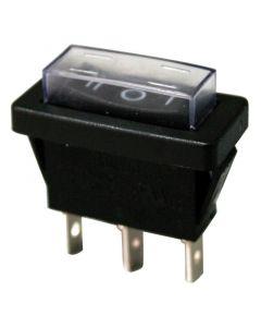 Διακόπτης πίνακα ελέγχου, ON-OFF-MON, 12V/24V