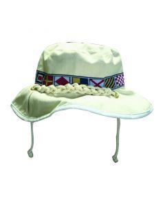 Καπέλο από καραβόπανο, medium (μέγεθος 57)