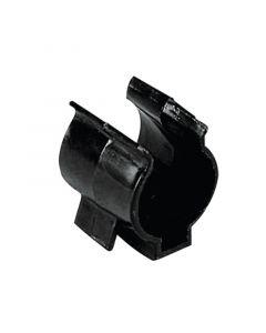 Πλαστικό Κλιπ Στήριξης, Ρυθμιζόμενο Ø25/32mm, Λευκό