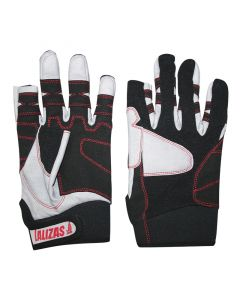 Γάντια ιστιοπλοΐας Amara, 2δαχτ. κομμ. - S
