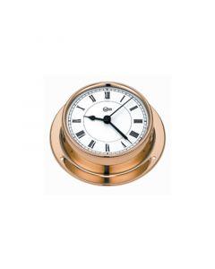 Ρολόι Quartz ''Tempo'', διάμ. 70mm, μπρούτζινο