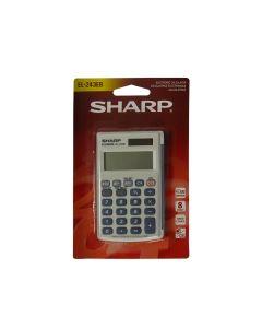 ΑΡΙΘΜΟΜΗΧΑΝΗ ΧΕΙΡΟΣ 8 ΨΗΦΙΩΝ -SHARP      MODEL: EL-243EB 72664