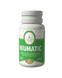 Reumatic Συμπλήρωμα διατροφής για την ενδυνάμωση των οστών και των αρθρώσεων 60 κάψουλες 7163