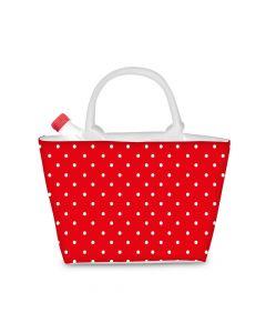 Beper ES.050R Ισοθερμική τσάντα παραλίας - Κόκκινη 3233