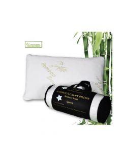 Μαξιλάρι Μπαμπού με Αφρό Μνήμης Royalty Comfort HG-5076M 4931