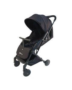 Παιδικό καροτσάκι Μαύρο Kinderline STL-733.1-BLK 5212
