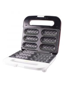 Beper Συσκευή για βάφλα ξυλάκι 850W P101CUD100 6184