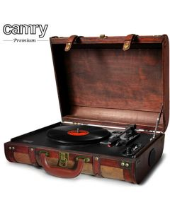 CAMRY TURNTABLE SUITCASE CR1149
