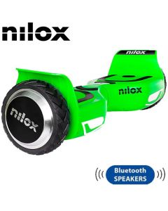 NILOX BLUETOOTH DOCK 2 HOVERBOARD GREEN 30NXBK65BWN06