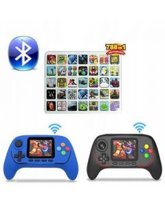 BLUETOOTH GAMING CONSOLE MULTIPLAYER 788 IN 1 CT-MGC-BT