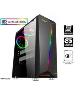 ARMAGGEDDON GAMING PC CASE KAGAMI K-1 BLACK K1B