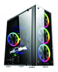 ARMAGGEDDON GAMING PC CASE KAGAMI K-5 K5