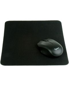GEMBIRD MOUSEPAD CLOTH BLACK MP-A1B1-BLK
