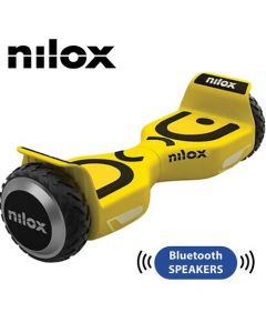 NILOX BLUETOOTH DOCK 2 HOVERBOARD YELLOW GIALLO 30NXBK65BWN03