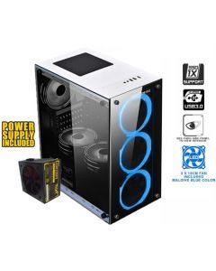 ARMAGGEDDON GAMING PC CASE NIMITZ TR1100 BLACK NTR1100B