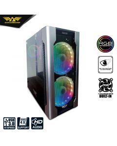 ARMAGGEDDON GAMING PC CASE AIRSTREAM R200 ASR200