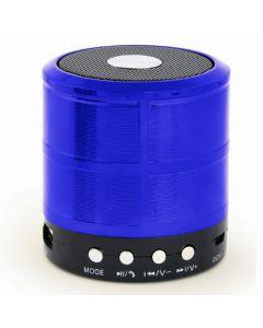GEMBIRD BLUETOOTH SPEAKER BLUE SPK-BT-08-B