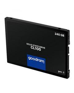 GOODRAM SSD CL100 GEN3 240GB SATA III 2,5