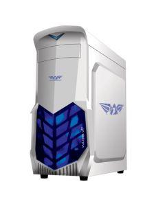 ARMAGGEDDON COMPUTER CASE FULL ATX VULCAN V1FX WHITE V1FXW