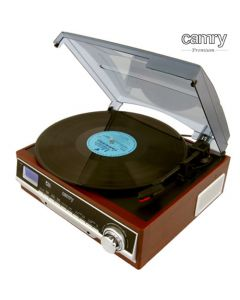 CAMRY TURNTABLE WITH BLUETOOTH/MP3/USB/SD/recording CR1168