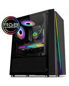 ARMAGGEDDON GAMING PC CASE KAGAMI K-2 BLACK K2B