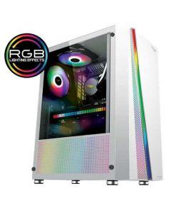ARMAGGEDDON GAMING PC CASE KAGAMI K-2 WHITE K2W