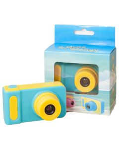 DIGITAL MINI CAMERA FOR KIDS WITH VISUAL EFFECTS BLUE CT-KDC-VE-B