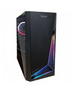 ARMAGGEDDON GAMING PC CASE NIMITZ N5 AURORA BLACK NN5B