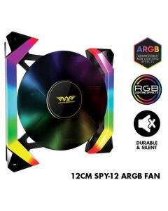 ARMAGGEDDON PC COOLING FAN ARGB TX SPY-12 TXSPY12