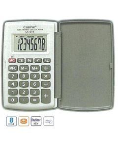Casine κομπιουτεράκι τσέπης 8 ψηφίων 10x6x1εκ. - 29955---ΕΗ-2