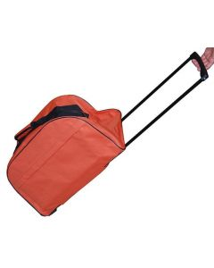 Βαλίτσα τρόλευ πορτοκαλί 55x29x24.9εκ. - 19963---ΑΙ-2