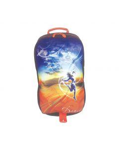 Tiger τσάντα πλάτης Voyage πορτοκαλί με 1 θήκη 49x21.5x11.5εκ. - 25781-13ΒΦ-2