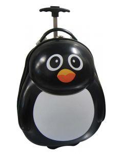 Βαλίτσα τρόλευ πιγκουινάκι 47x32x20εκ. - 26386-05---2