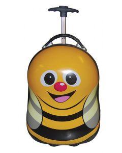 Βαλίτσα τρόλευ μελισσούλα 47x32x20εκ. - 26386-02---2