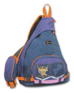Τσάντα ώμου τζήν - 17344---63-2