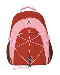 Tiger τσάντα πλάτης δημοτικού My pet κόκκινη με 2 θήκες 33.5x28.5x17εκ. - 25752-02ΒΦ-2