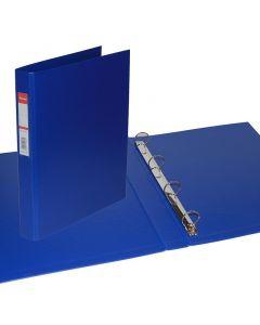 Esselte κλασέρ 5/32. μπλε. 4κρ. με ετικέτα - 08862-0319Χ2