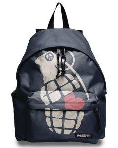 Unkeeper τσάντα δημοτικού χειροβομβίδα με 2 θήκες 43x32.5x13.3εκ. - 28767------2