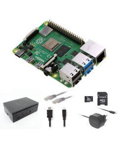 RASPBERRY RP4KIT 2GB Raspberry Pi 4 2 GB Starter Kit + NOOBS Software Tool 140-5754