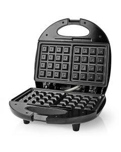 NEDIS KAWP200BK Waffle Plate 750 W Black 233-1588