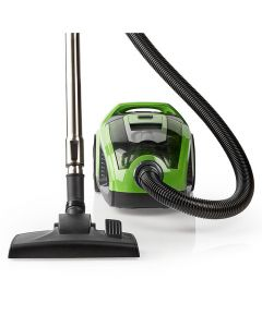 NEDIS VCBS300GN Vacuum Cleaner Bagless 500 W 3.0 L Dust Capacity Green 233-1600